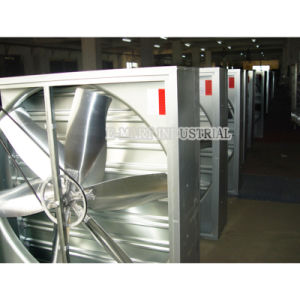Foshan Industrial Greenhouse Solar Wall Mounted Bladeless Exhaust Fan pictures & photos
