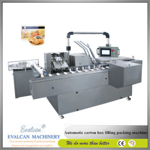 Automatic Chocolate Packed in Box Packaging Machine pictures & photos