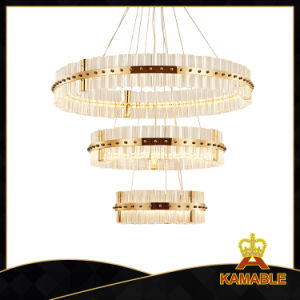 Project Hotel Crystal Chandelier Decoration Pendant Lighting (KA031717) pictures & photos