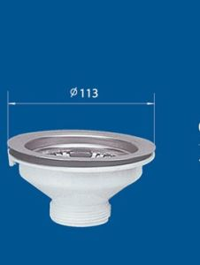 Food Trough Sewer, Sinks Drain, Sinks Waste Valve, Sinks Drainer pictures & photos