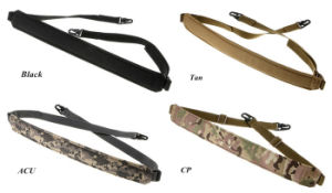 Tactical 2 Point Quick Detach Army Sling Strap Weight Belts pictures & photos