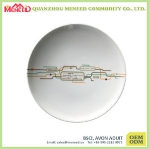 High Quality and Cheap Round Shape Plastic Plates pictures & photos