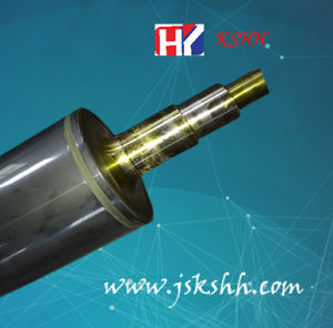 Ceramic Polish Anilox Roller for Aluminum Coating pictures & photos