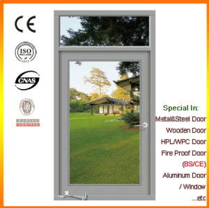Side Hung Steel Fire Window with Fixed Panel pictures & photos