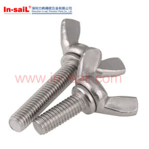 DIN Standarded Screw /Wing/Thumb M9 Screws pictures & photos