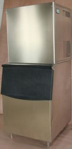 Commercial Ice Maker Machine 700lbs Ice Bin pictures & photos