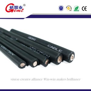 Round 5cores Rubber Cable Copper Inside pictures & photos