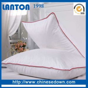 Best Sleeping Soft Pure Goose Down Pillow pictures & photos