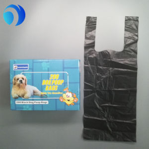 Customized T-Shirt Plastic Dog Poop Bag pictures & photos
