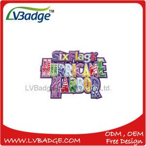 Manufacturer Custom Soft PVC Badge pictures & photos