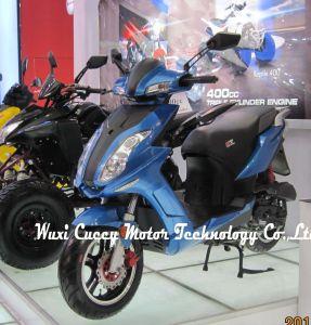 New Luxury Vespa 150cc 125cc 50cc 49cc Fule Moto Gas Scooter (CC150T-CS) pictures & photos