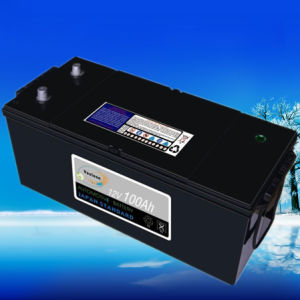 Factory Manufature 12V Voltage SMF Car Battery pictures & photos