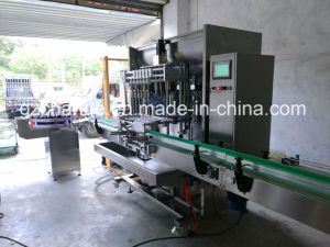 High Quality Enginee Oil Filling Machine with Servo Motor Filling System pictures & photos
