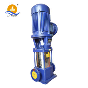 Stainless Steel Vertical Multistage High Pressure Electric Water Pump pictures & photos