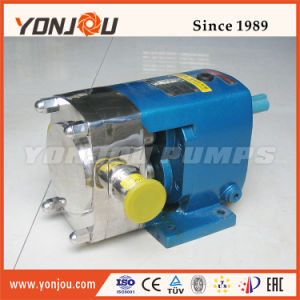 Yonjou Electric Grease Lobe Pump pictures & photos