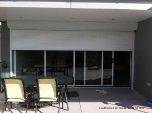 Versatile Exterior Top Mounted Window Roller Shutters pictures & photos