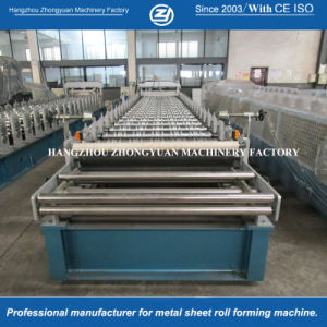 High Grade Aluminium Step Tile Roll Forming Machine pictures & photos