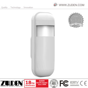 Mini Wireless PIR Motion Detector pictures & photos