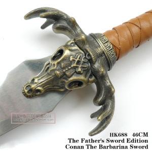 Conan The Barbarian Swords Movie Swords 46cm HK688 pictures & photos