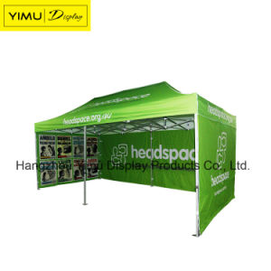 10*20 FT Pop up Canopy Tent Pop up Gazebo Tent with Aluminum Pole pictures & photos