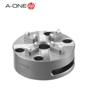 a-One Manual Mini 4 Jaw Lathe Chuck for EDM or Wedm 3A-100003 pictures & photos