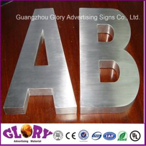 Number Sign with LED Light up Letter Sign for LED Display pictures & photos