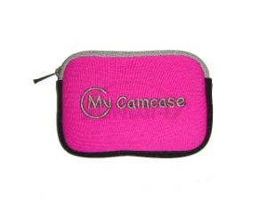 Lovely Neoprene Camera Bag with Embroidery (PP0029) pictures & photos