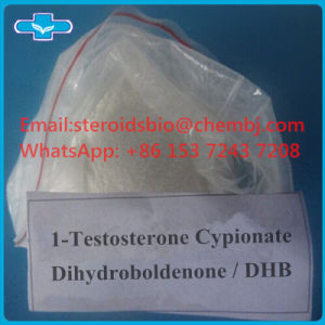 New Products Pharmaceutical Raw Steroid 1-Testosterone Cypionate Powder pictures & photos