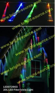 20L LED Fiber Icicle Light (LED072903)