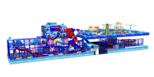Kid Indoor Soft Playground, Children′s Play Equipment, Indoor Playhouse pictures & photos