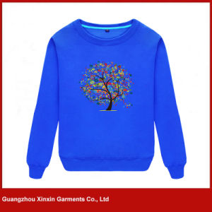 Cotton Polyester Cheap Sweatshirt Hoody Maker in China Factory (T89) pictures & photos