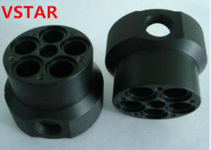 Black Anodizing CNC Machining Aluminum Part for Machinery pictures & photos