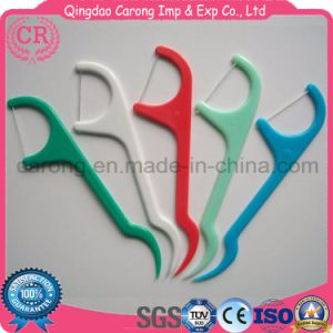 Medical Disposable Dental Floss with Ce, ISO Approved pictures & photos