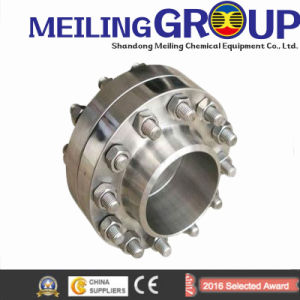 Stainless Steel Slip on Ss Flange Jisb2220. Asmeb16.5, DIN GOST, BS4504, BS10, Hg pictures & photos