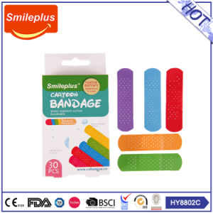 Colorful Cartoon PE Bandage for Pharmacy and Hospital pictures & photos