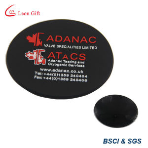 Wholesale Promotion Gift PVC Coaster Customized (LM1773) pictures & photos