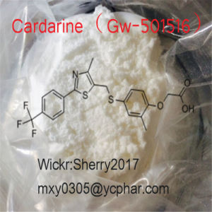 Purity White Prohormones Steroids Deslorelin Acetate for Peptide Drugs 57773-65-5 pictures & photos