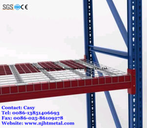 Heavy Duty Wire Mesh Deck for Warehouse Storage Rack pictures & photos