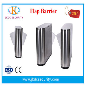 High Speed Flap Gate Patent/Double/Single Motor Turnstile Barrier pictures & photos