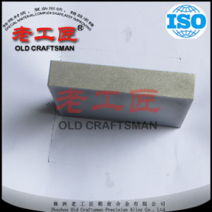 Tungsten Cemented Carbide Wear Lined Plate for Coal Powder Bend pictures & photos
