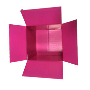 Factory Cheap Price Glossy Corrugated Box pictures & photos