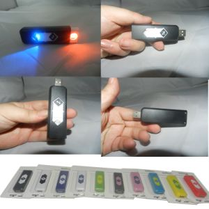 2016 Hot Sale Cheapest Plastic Recharge Electronic USB Lighter pictures & photos