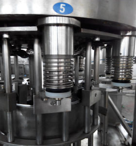 High Efficiency Vegetable Oil Filling Machine pictures & photos