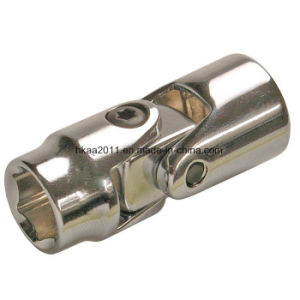 Precision Stainless Steel Universal Joint, OEM Made Cardan Joint pictures & photos
