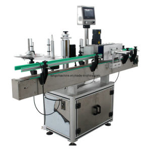 Automatic Bottle Can Container Self Adhesive Sticker Labeller Labeling Applicator pictures & photos