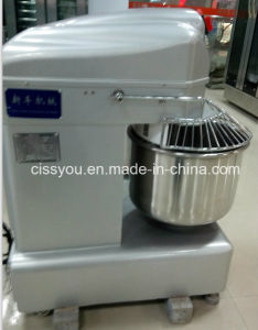 Commercial Bakery Spiral Dough Bread Maker Mixer Mixing Machine pictures & photos