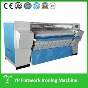 Five Star Use CE Standard 2 Rollers Ironing Machine, Restaurant Laundry Washer pictures & photos