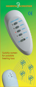 Handheld Hearing Screener pictures & photos