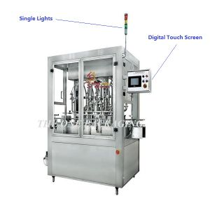 Automatic Cream Filling Machine-Cream Filler-Ointment Filling Machine pictures & photos