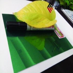 Embossed Internal Color Coating Aluminium Plate pictures & photos
